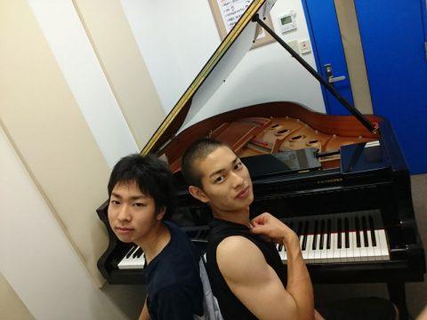 中学生と高校生のF兄弟